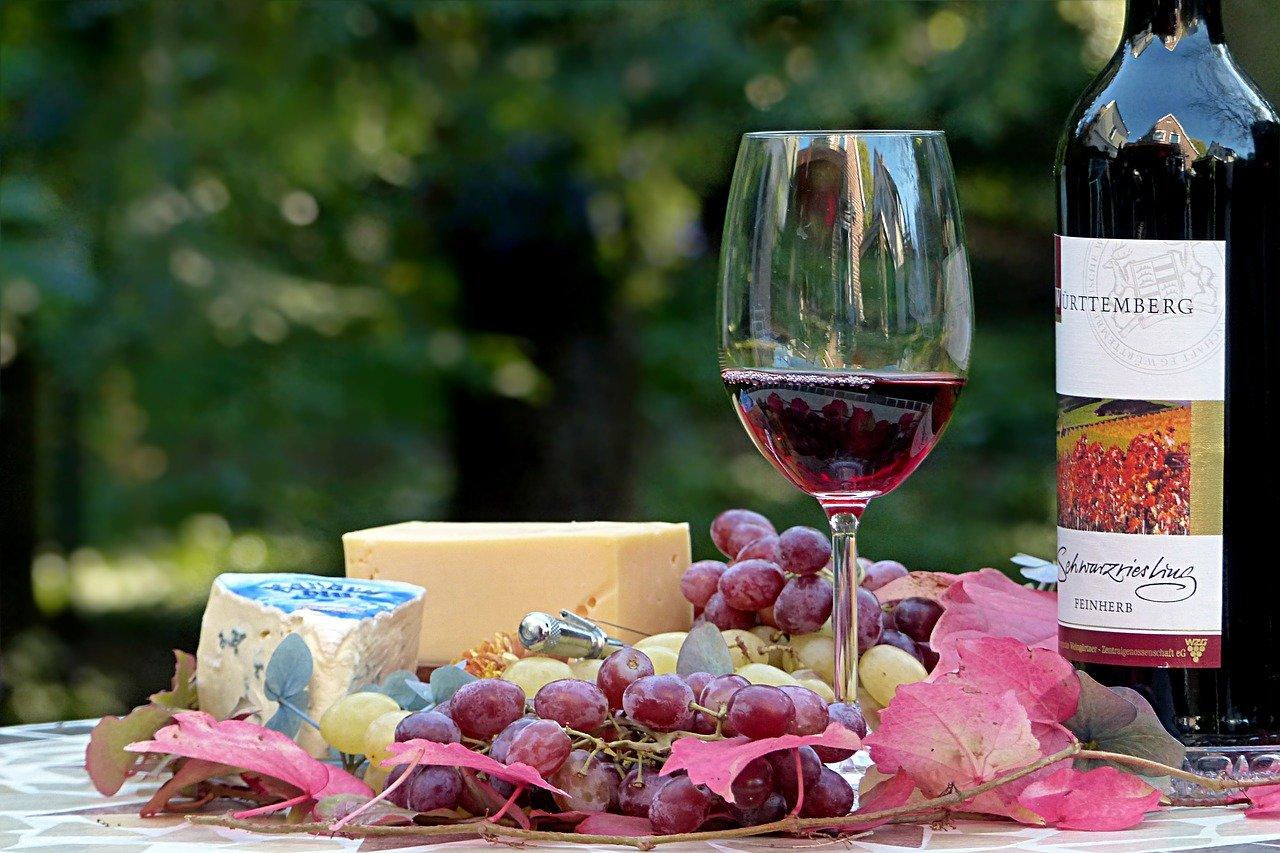 budget vin mariage